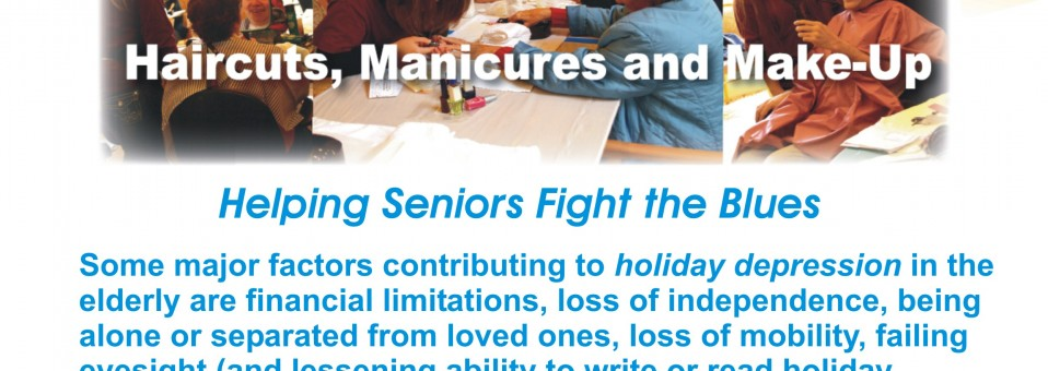 Senior's Fight the Holiday Blues