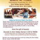 2015 Thanksgiving CUT A THON for low income seniors